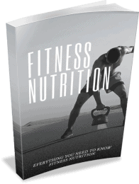 Fitness Nutrition Premium PLR Ebook