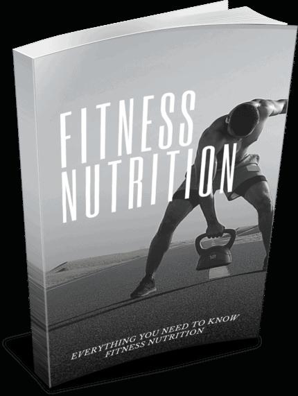 Fitness Nutrition Premium PLR Ebook