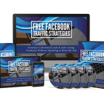 Free Facebook Traffic Strategies Sales Funnel with Master Resell Rights
