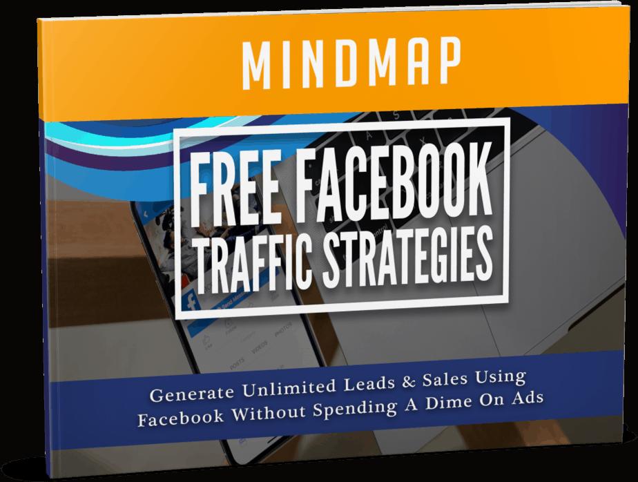 Free Facebook Traffic Strategies Mindmap