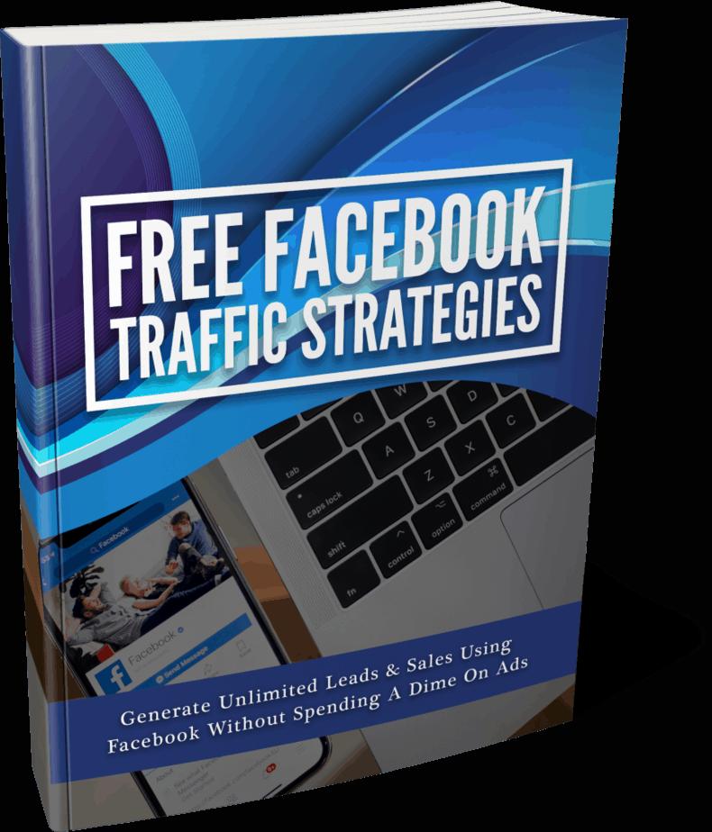 Free Facebook Traffic Strategies ebook