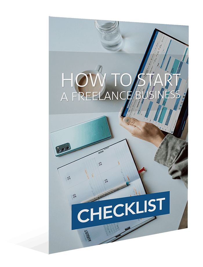 How To Start a Freelance Business Checklist