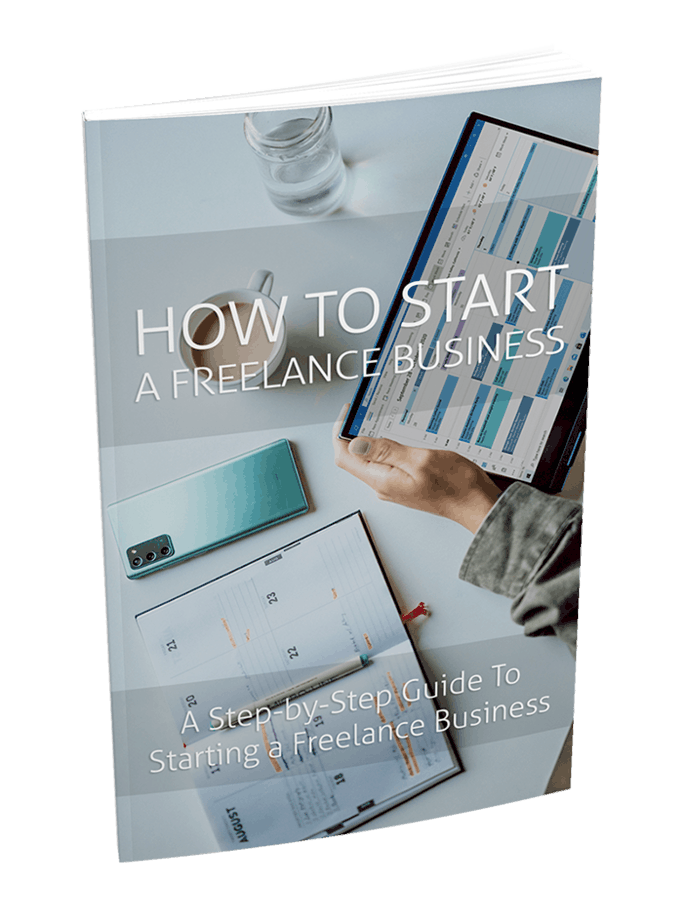 How To Start a Freelance Business Ebook