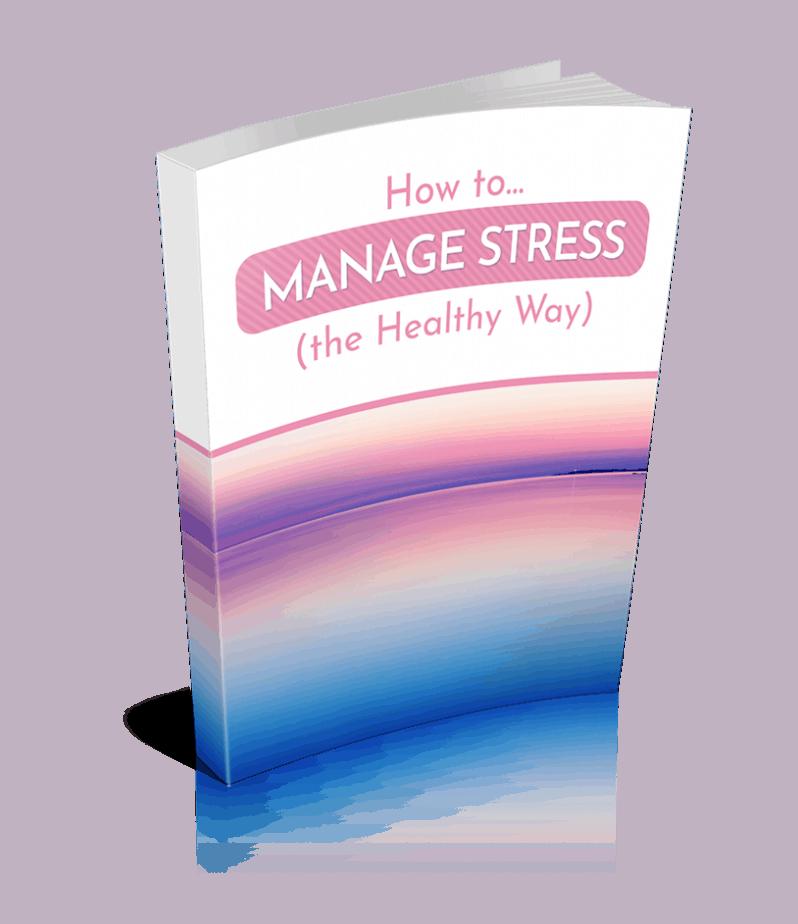 Manage Stress Premium PLR Ebook
