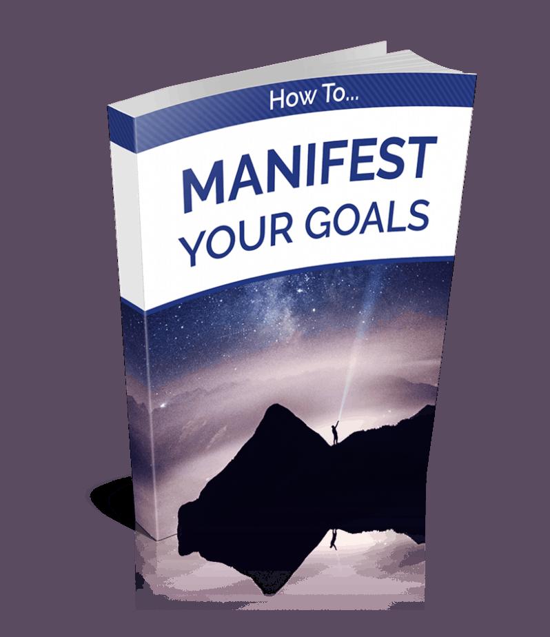 Manifest Your Goals Premium PLR Ebook