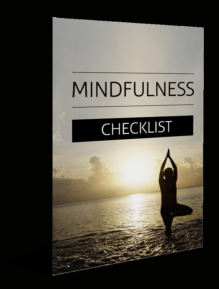 Mindfulness Checklist
