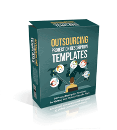 Outscriptions Outsourcing Projection Description PLR Templates