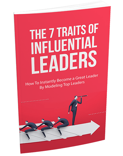 The 7 Traits Of Influential Leaders MRR List Building Kit