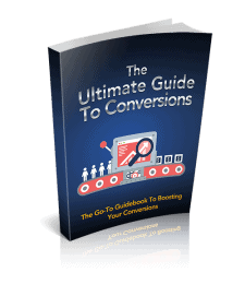 The Ultimate Guide To Conversions Premium PLR Guide