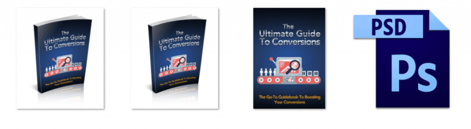 The Ultimate Guide To Conversions eCover graphics