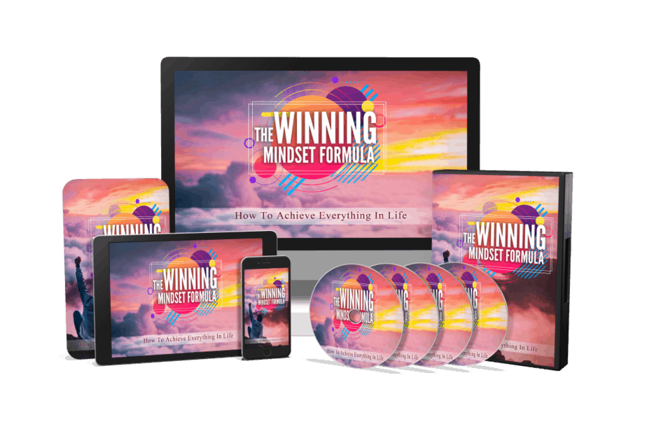 The Winning Mindset Formula Bundle