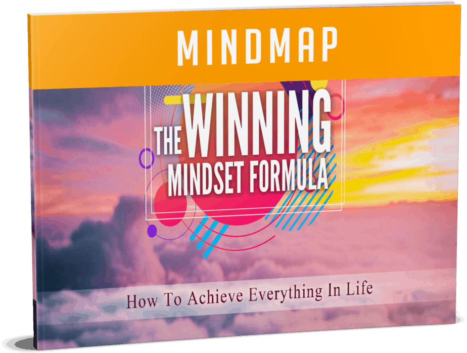 The Winning Mindset Formula Mindmap