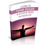 Think Bigger Premium PLR Package 25k Words