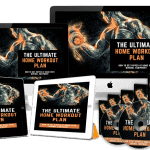 Ultimate Home Workout Plan Sales Funnel with Master Resell Rights