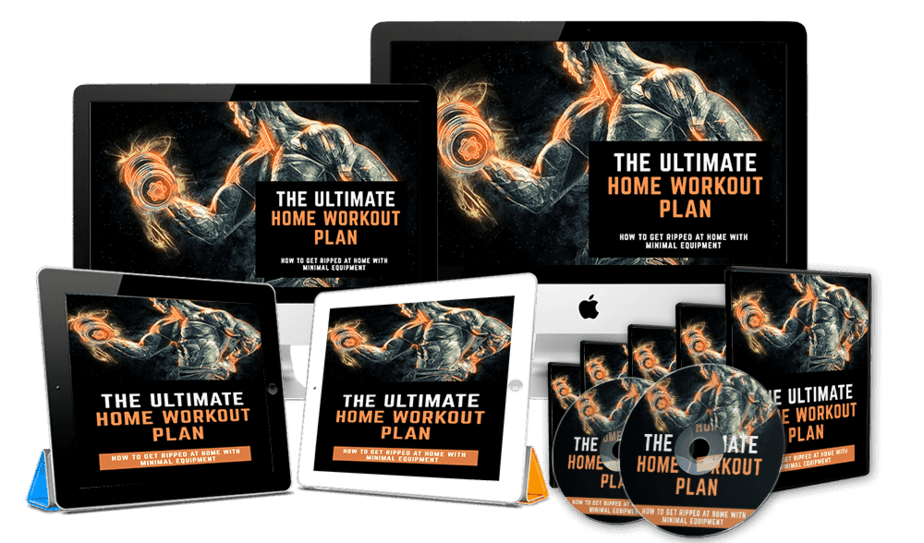 Ultimate Home Workout Plan Upsell Bundle