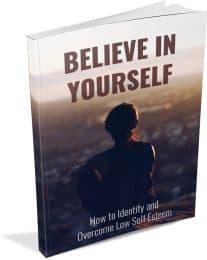 Believe In Yourself Premium PLR Ebook