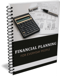 Top Quality Financial Planning for Everyday People PLR Report