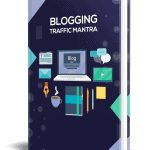 Blogging Traffic Mantra PLR eBook Resell PLR