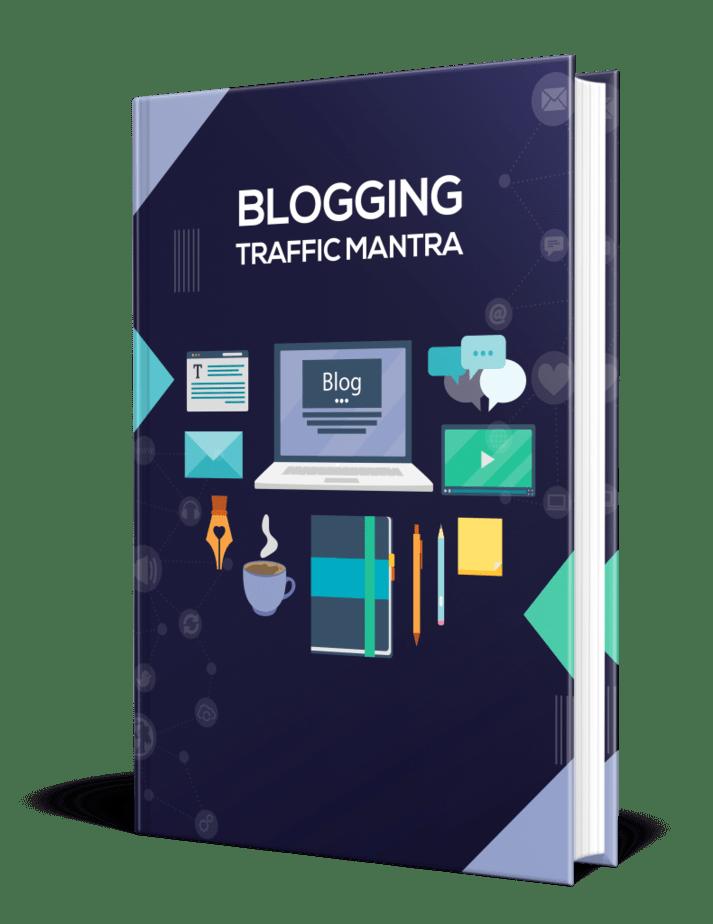 Blogging Traffic Mantra PLR eBook Resell PLR