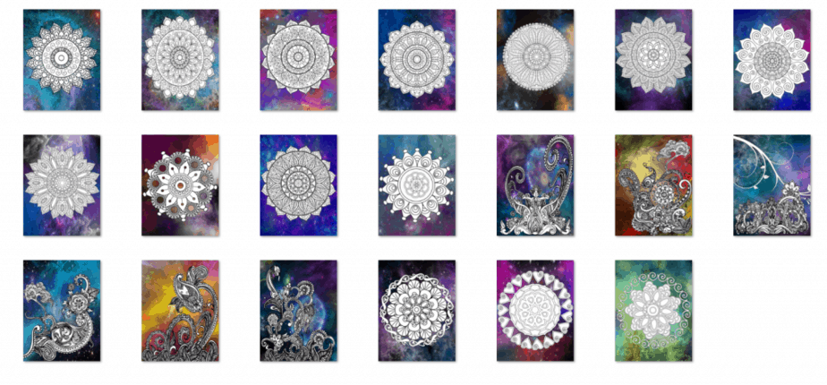 Colorist Heaven Volume 1 Universe