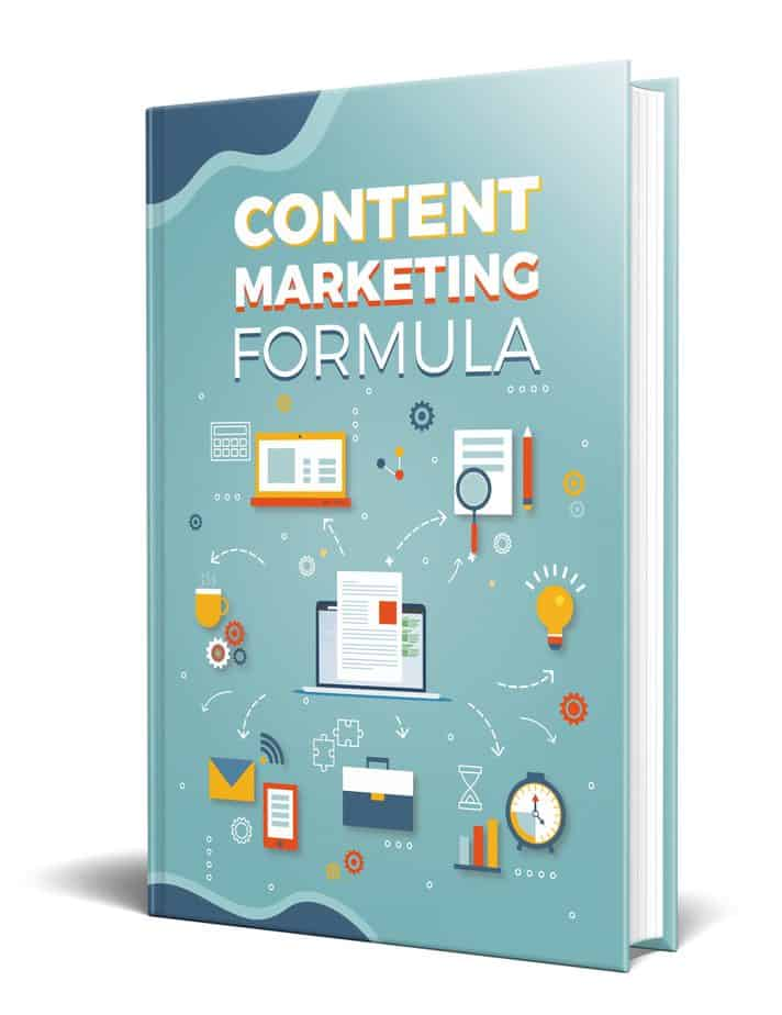 Content Marketing Formula PLR eBook Resell PLR