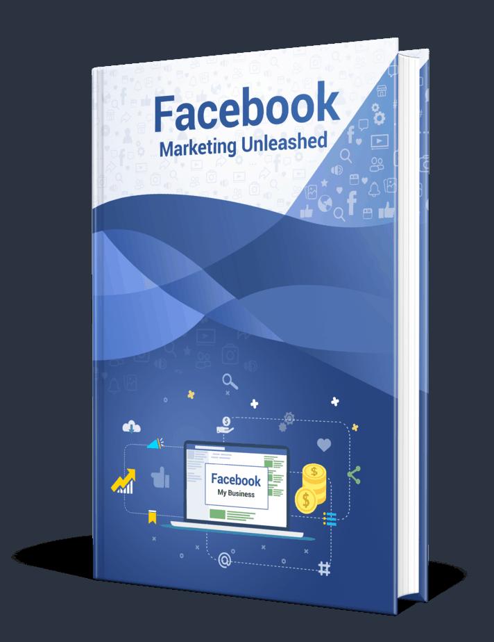 Facebook Marketing Unleashed PLR eBook Resell PLR