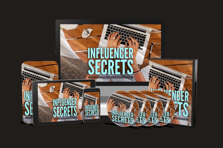 Influencer Secrets Bundle