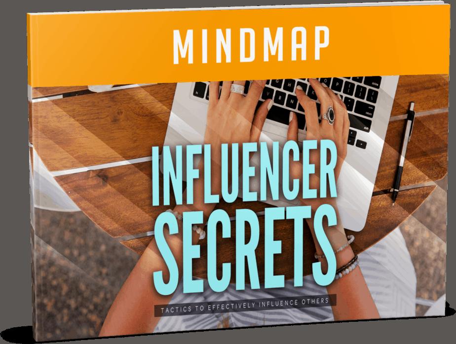 Influencer Secrets Mindmap