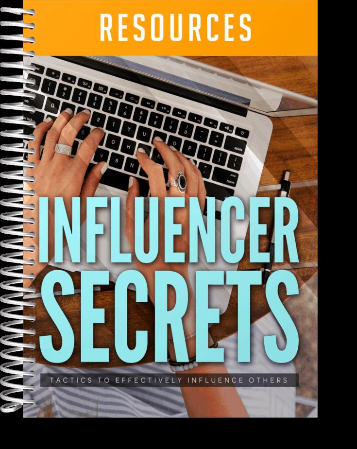 Influencer Secrets Resources