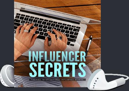 Influencer Secrets Voice Over