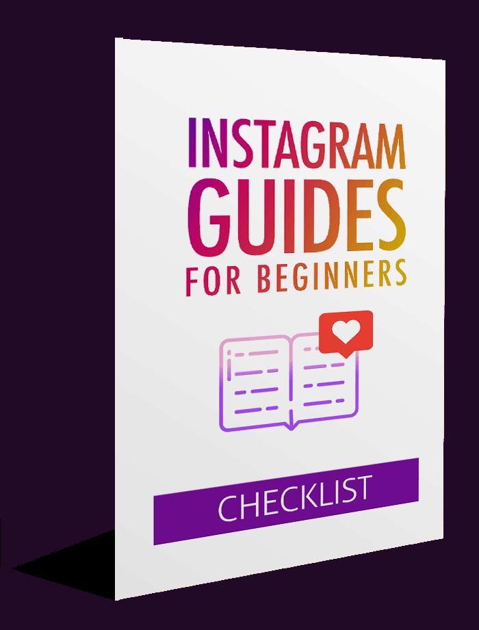 Instagram Guides For Beginners Checklist