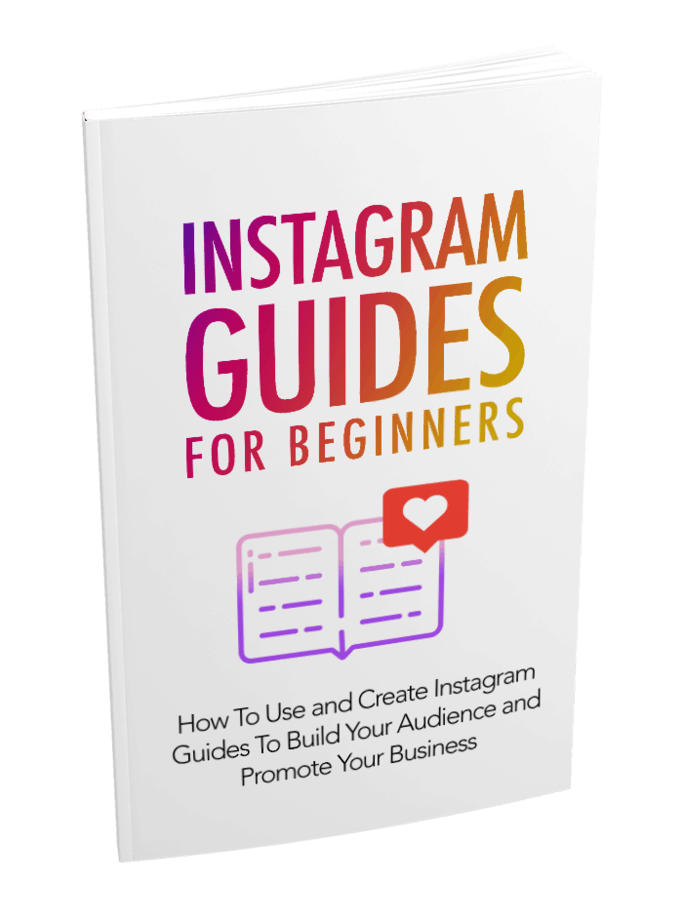 Instagram Guides For Beginners Ebook