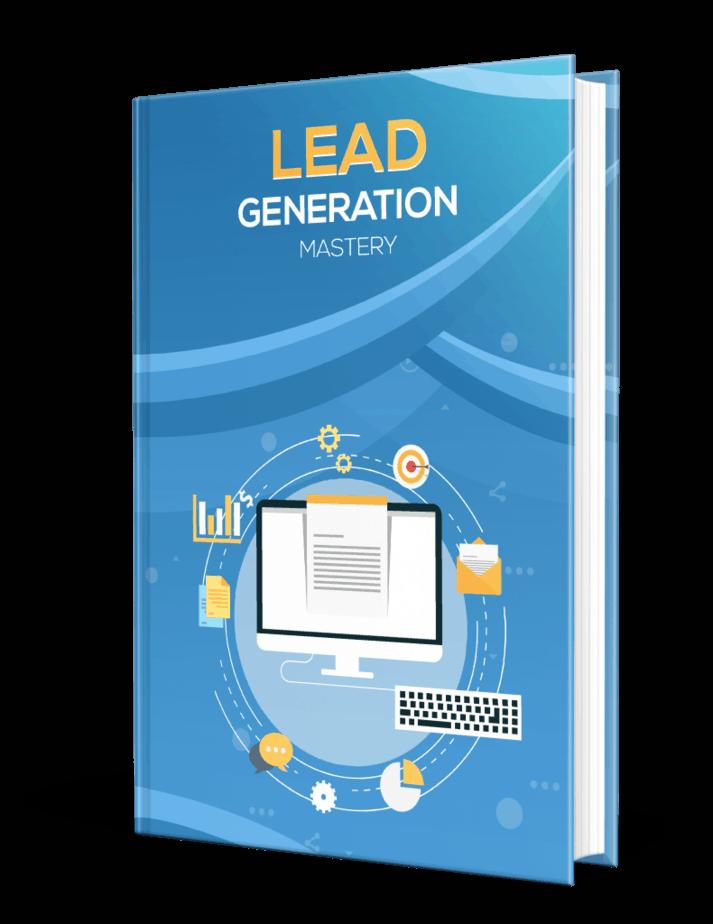 Lead Generation Mastery PLR eBook Resell PLR