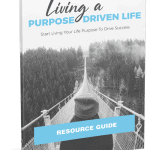 Living a Purpose Driven Life MRR eBook with Sales Tools