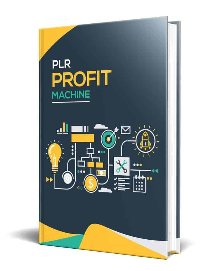 PLR Profit Machine PLR eBook Resell PLR