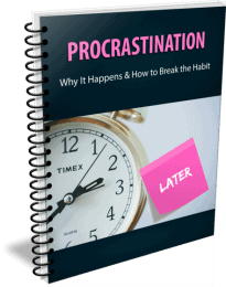 Procrastination Why It Happens and How to Break the Habit PLR Report