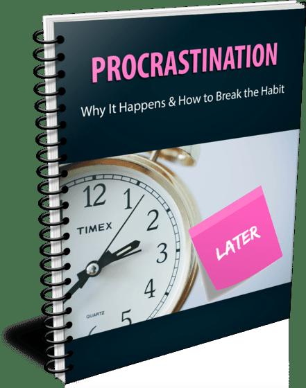 Procrastination Why It Happens and How to Break the Habit PLR Report