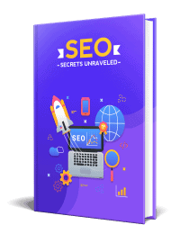 SEO Secrets Unraveled PLR eBook Resell PLR