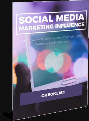 Social Media Marketing Influence Checklist