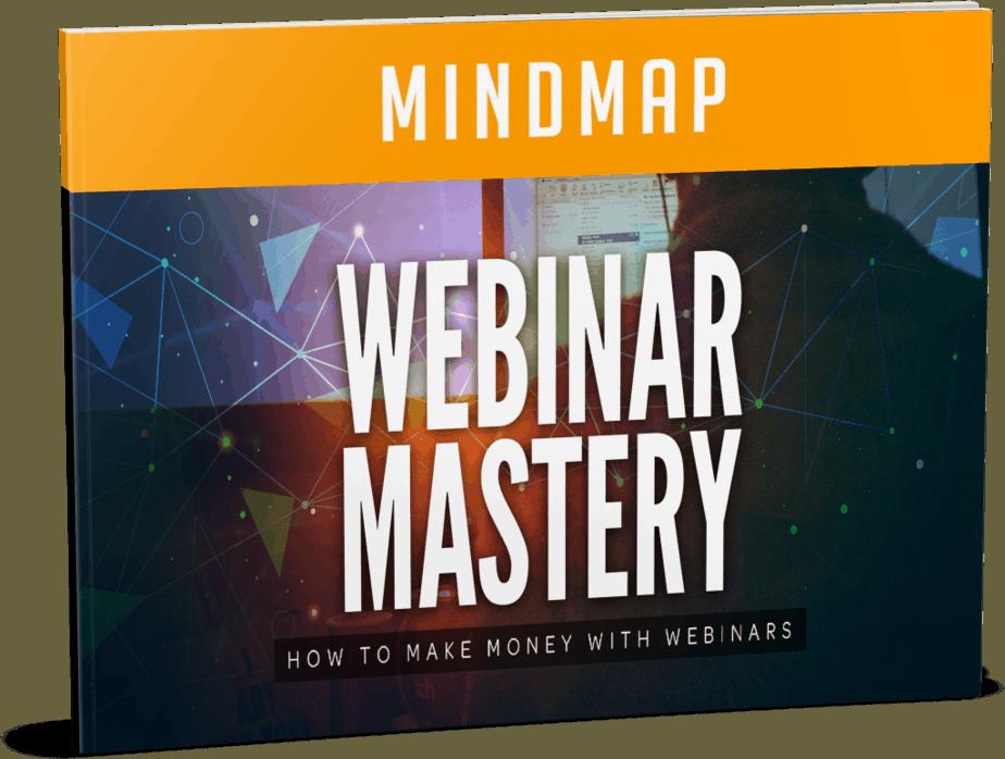 Webinar Mastery Mindmap