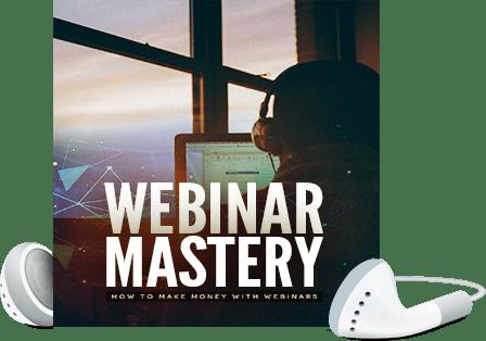 Webinar Mastery Voice over