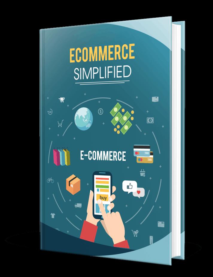 Ecommerce Simplified PLR eBook Resell PLR