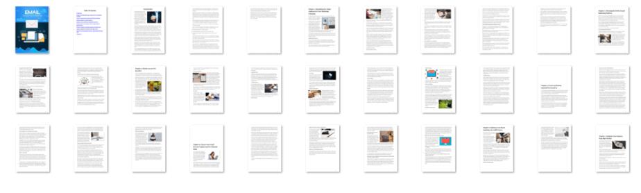 Email Marketing Expertise PLR eBook Resell PLR Screenshot