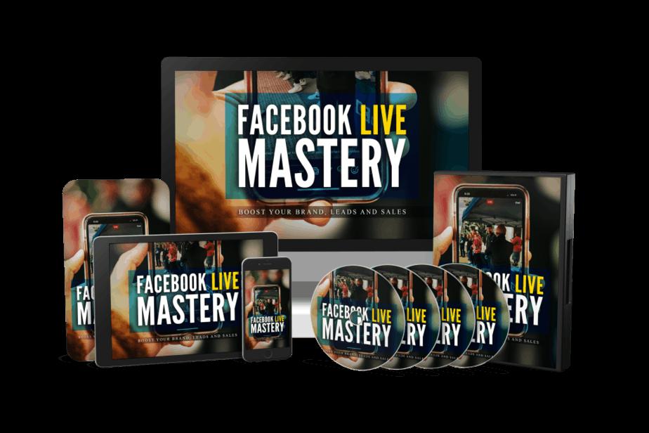 Facebook Live Mastery Bundle