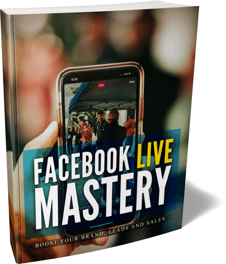 Facebook Live Mastery Ebook