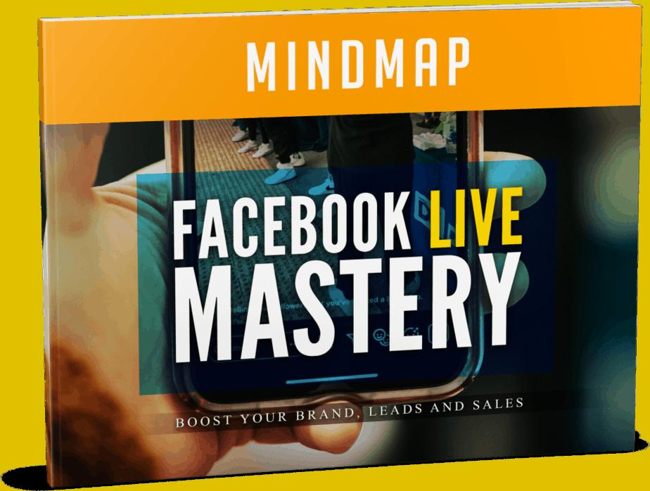 Facebook Live Mastery Mindmap