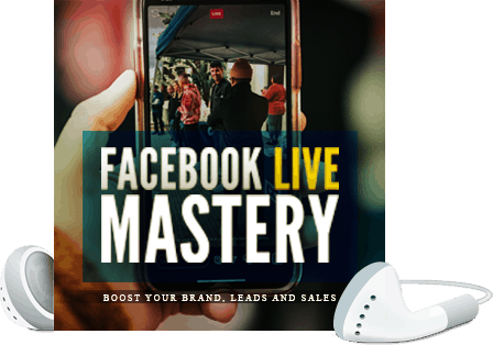 Facebook Live Mastery Voice Over