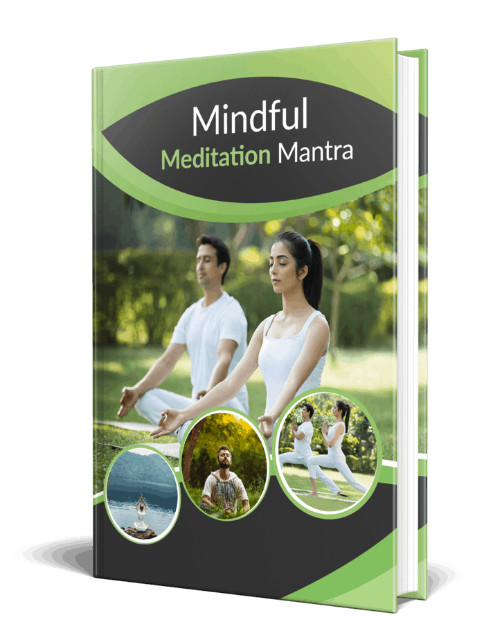 Mindful Meditation Mantra PLR eBook Resell PLR