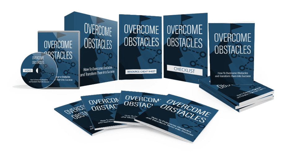 Overcome Obstacles Bundle