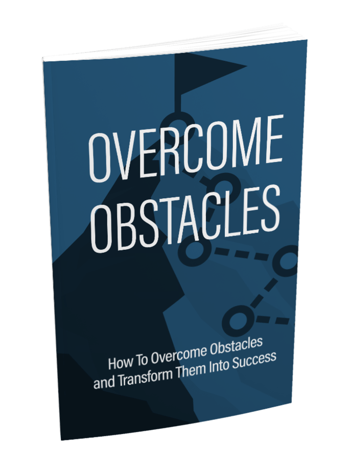 Overcome Obstacles Ebook